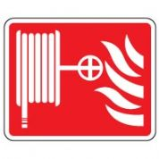 Fire safety sign - Fire Hose  006